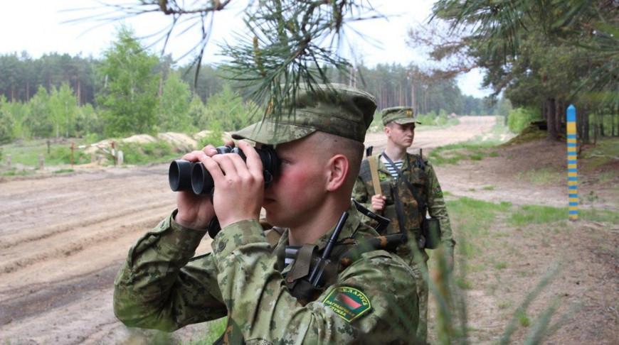Пограничники задержали белоруса, возвращавшегося из Украины через лес