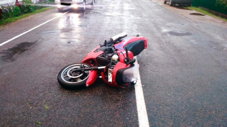 Мотоциклист сбил велосипедистку в Ивацевичском районе