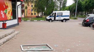 Фото УВД Витебского облисполкома