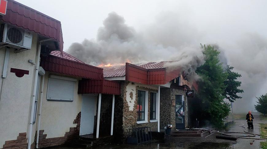 Фото Гомельского областного управления МЧС Республики Беларусь