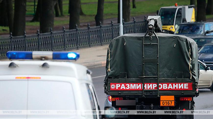 Информация о минировании ресторана быстрого питания в Минске не подтвердилась - МВД