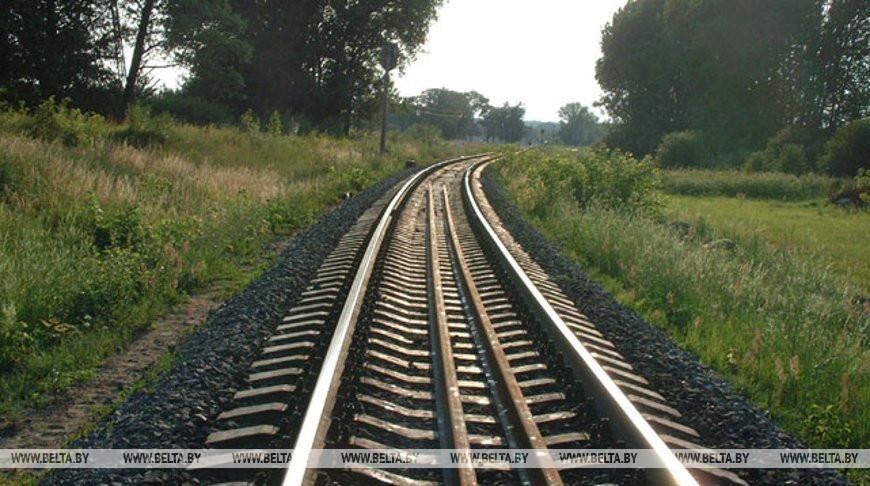 Поезд сбил мужчину под Ляховичами