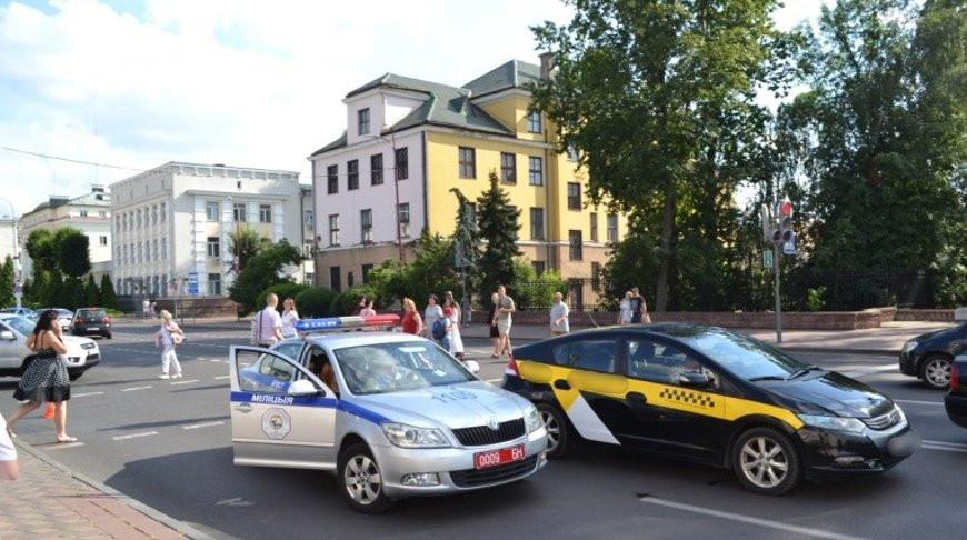 Фото управления ГАИ УВД Брестского облисполкома