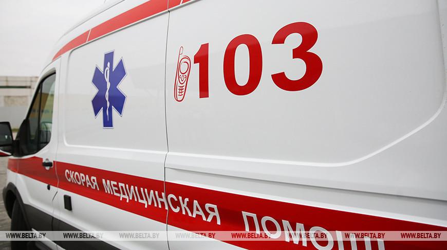 Тракторист обгорел в Пружанском районе