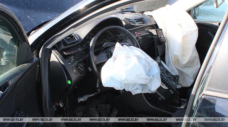Под Минском пьяный водитель съехал в кювет: среди пострадавших двое несовершеннолетних