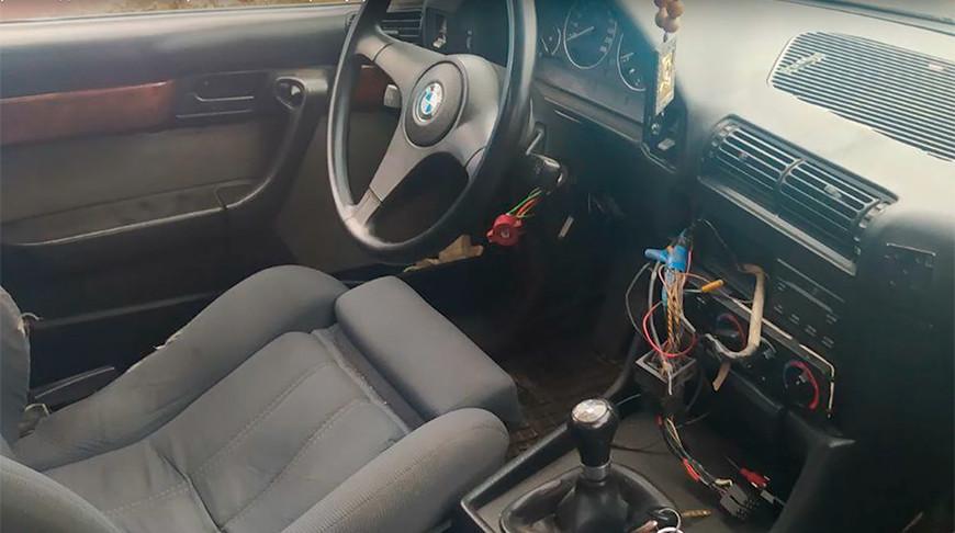 Правоохранители Брестской области менее чем за сутки задержали автомобильных воров