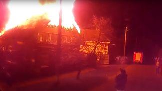 Скриншот видео МЧС