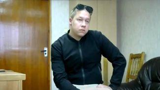 Скриншот видео МВД
