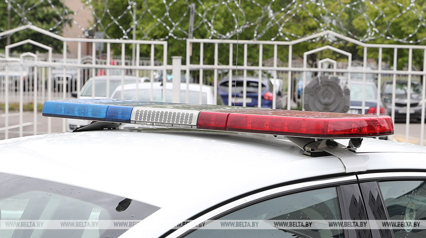 В Минске разыскивают водителя, сбившего женщину на ул.Тимирязева