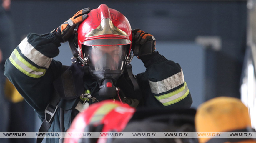 Мужчина погиб при пожаре в жилом доме в Добрушском районе