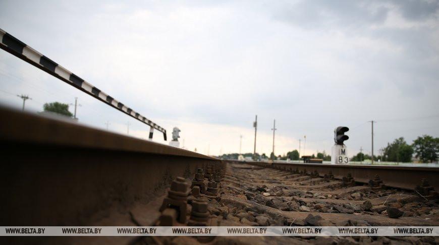 Поезд сбил мужчину в Пружанском районе