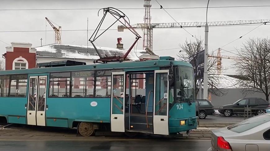 Скриншот из видео  Минск-Новости