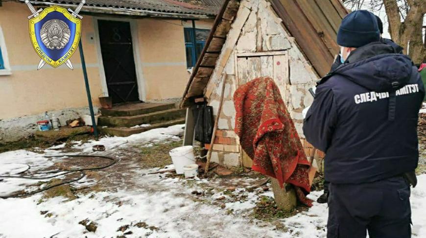 Следователи устанавливают обстоятельства двойного убийства в Дзержинском районе