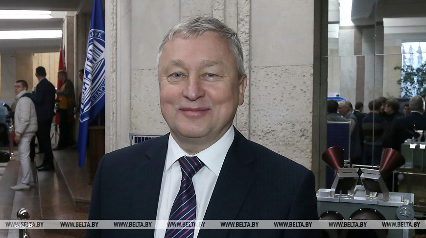 Александр Тузиков. Фото из архива