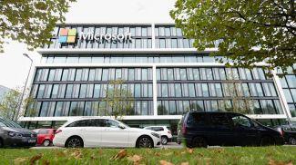 Штаб-квартира Microsoft. Фото EPA
