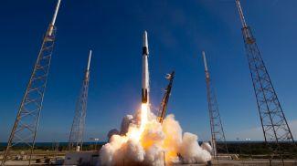 Фото из Twitter-аккаунта SpaceX