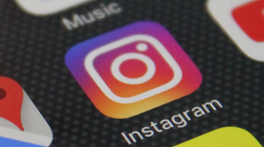 В работе соцсети Instagram произошел сбой