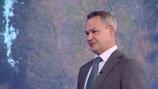 Сергей Золотой. Скриншот видео СТВ