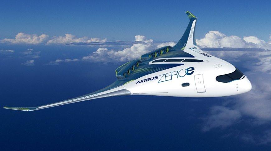 Фото Airbus