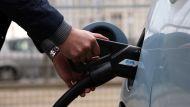 Число электромобилей в Беларуси за полгода выросло вдвое