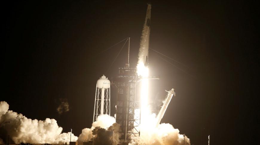 Корабль Crew Dragon с четырьмя астронавтами стартовал к МКС