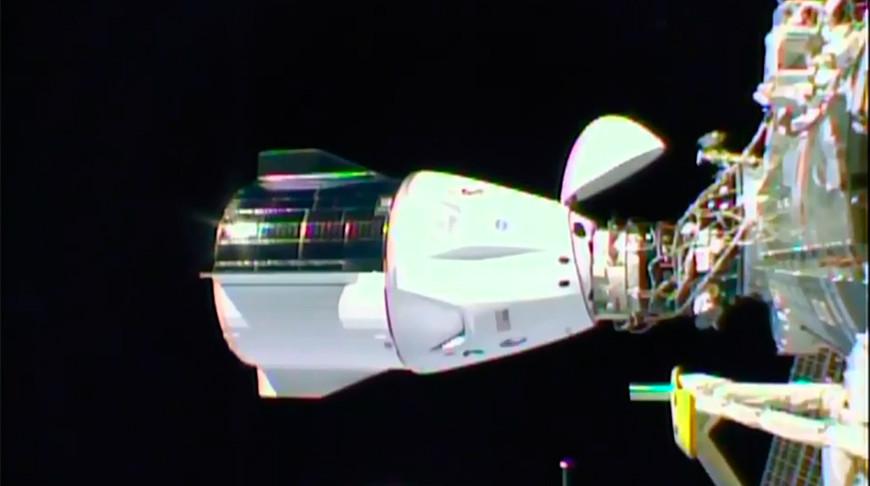 Скриншот из видео NASA