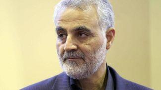 Касем Сулеймани. Фото skynewsarabia.com