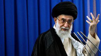 Али Хаменеи. Фото epa/vostock-photo