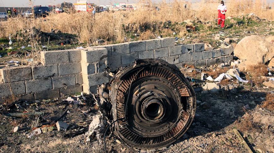 Иран признал, что украинский самолет был сбит по ошибке