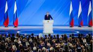 Путин предложил провести референдум об изменениях в Конституцию РФ