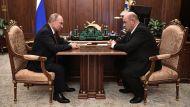 Путин внес кандидатуру главы ФНС на должность премьер-министра