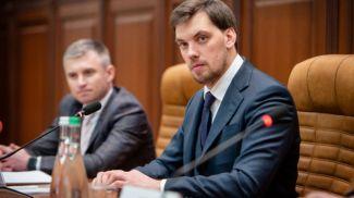 Алексей Гончарук. Фото kmu.gov.ua