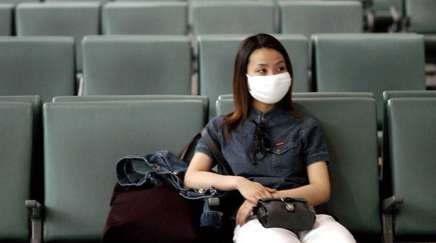 Детекторы для выявления пневмонии установили в аэропорту китайского города Ухань