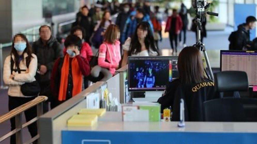В Республике Корея подтвердили первое заражение коронавирусом нового типа