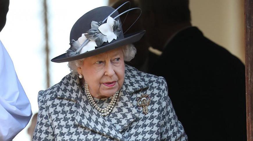 Елизавета II. Фото  Global Look Press