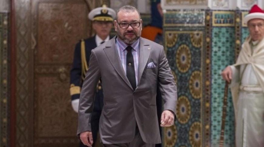 Мухаммед VI. Фото  Middle East Eye