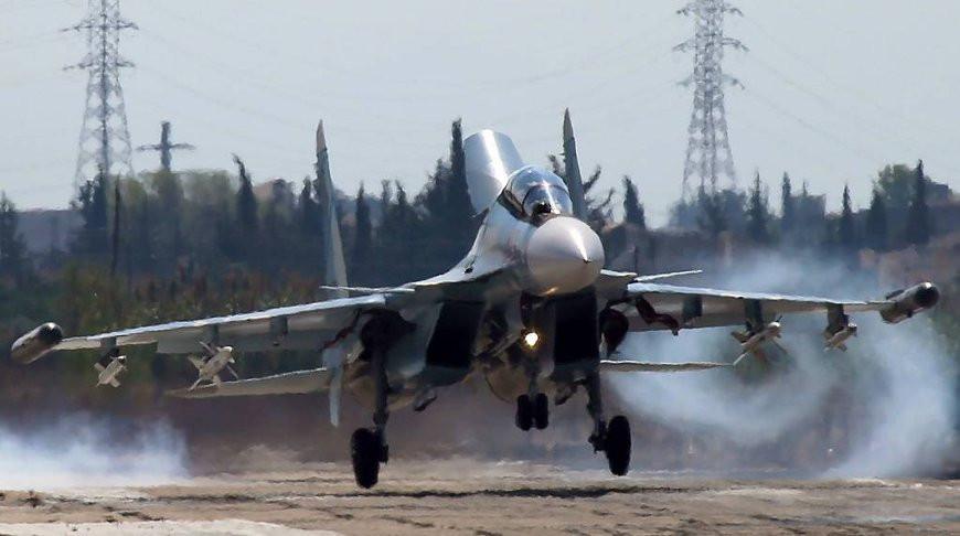 Истребитель Су-30. Фото ТАСС