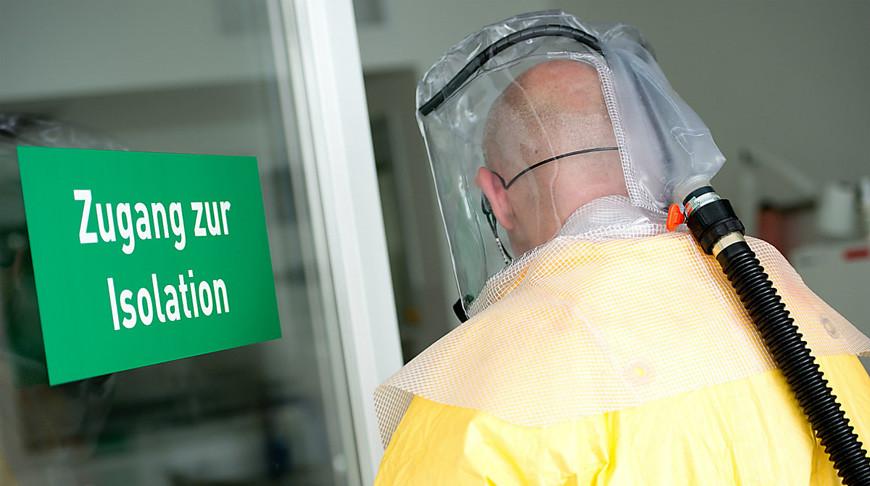 В Германии зарегистрированы уже 4 случая заражения коронавирусом