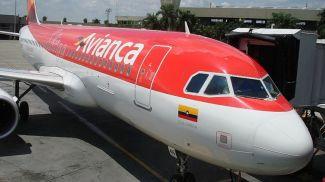 Фото авиакомпании Avianca
