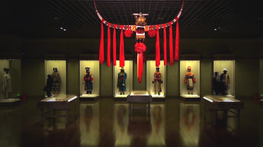 Шанхайский музей. Фото shanghaimuseum.net