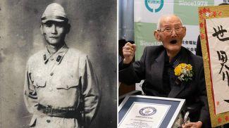 Титэцу Ватанабэ. Фото официального сайта Книги рекордов Гиннесса