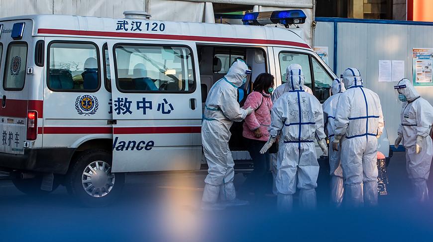 Число жертв коронавируса в Китае достигло 1523 человек