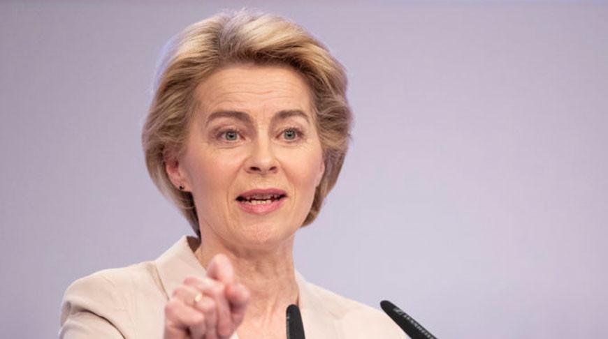 Урсула фон дер Ляйен. Фото Getty Images