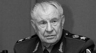 Дмитрий Язов. Фото ТАСС