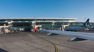 Международный аэропорт Эсенбога. Фото из архива thomas koch/Shutterstock/FOTODOM