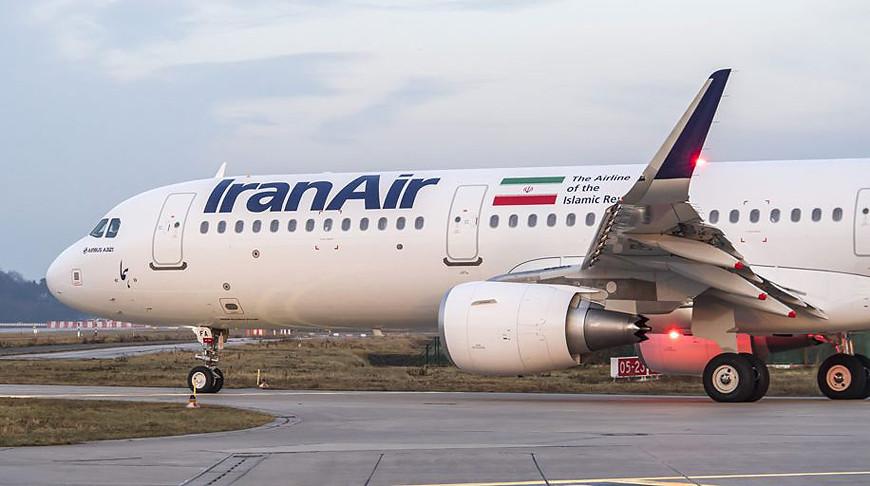 Крупнейший иранский авиаперевозчик приостанавливает полеты в Европу