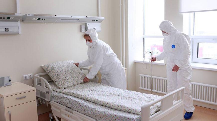 Пожилая женщина с коронавирусом умерла в больнице в Москве ...