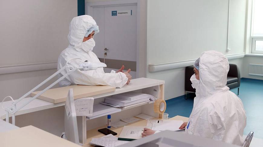 Фото пресс-службы Департамента Здравоохранения Москвы/ТАСС