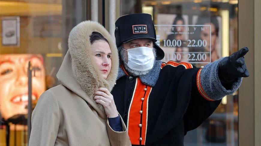 В Москве закроют все магазины, кроме продуктовых