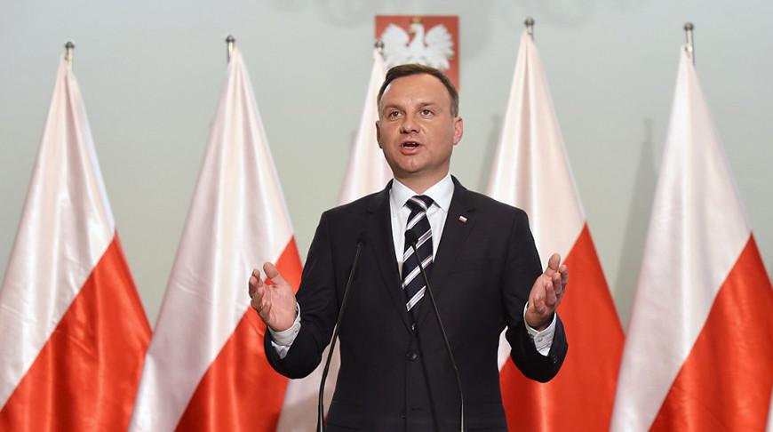 Президентские выборы в Польше могут перенести
